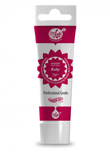 ProGel Concentrated Colour - Ruby